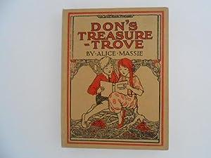 Don's Treasure-Trove: Massie, Alice