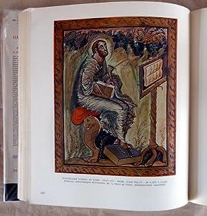 Les Grands Siècles de la Peinture. Le Haut Moyen Age. Mosaïques et Peintures Murales; Enluminure.: ...