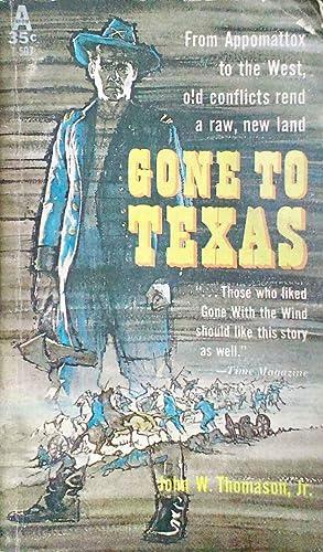 Gone to Texas: Thomason, Jr., John