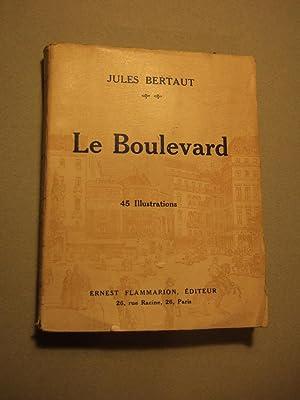 Le Boulevard: Bertaut (jules)
