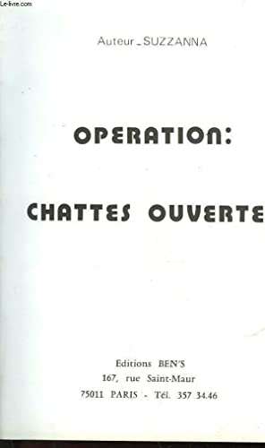 OPERATION : CHATTES OUVERTES: SUZZANNA