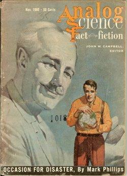 ANALOG Science Fact & Fiction: November, Nov.: Analog (Mark Phillips