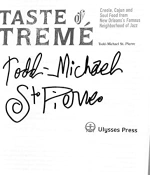 Taste of Treme.: St. Pierre, Todd-Michael.