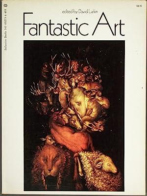 Fantastic Art: David Larkin