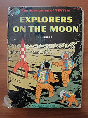 The Adventures of Tintin: Explorers on the: Herge
