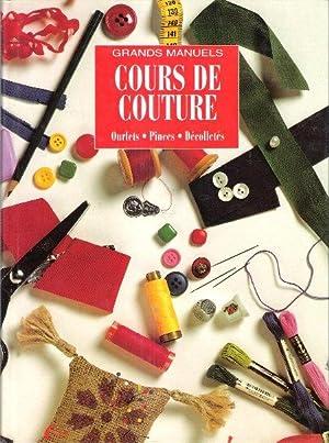 Cours De Couture : Ourlets - Pinces: CELIV