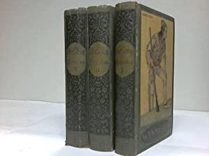 Winnetou. Reiseerzählung 3 Bände: May, Karl