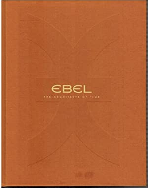 EBEL The Architects of Time - Katalog in Deutsch