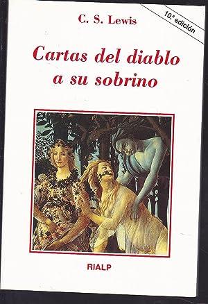Imagen del vendedor de CARTAS DEL DIABLO A SU SOBRINO (Las Cartas de Escrutopo) 10ªEDICION a la venta por CALLE 59  Libros