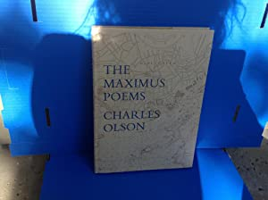 Immagine del venditore per The Maximus Poems venduto da Dela Duende Books