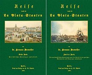 Reise durch die La Plata-Staaten - 1 - 2: Burmeister, Carl Hermann Conrad