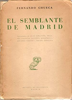 EL SEMBLANTE DE MADRID: CHUECA, Fernando