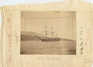 Five (5) albumen photos relating to Robert: PEARY, Robert Edwin
