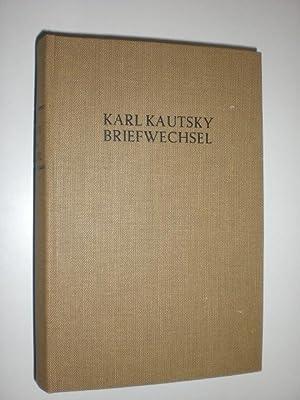 Briefwechsel mit August Bebel und Karl Kautsky. Sowie Briefe von und an Ignaz Auer, Eduard ...