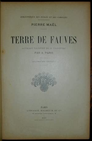 Terre de fauves: MAEL, Pierre