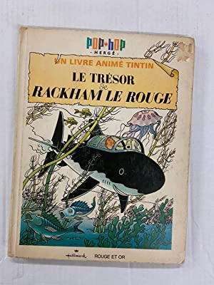 Tintin Pop-Up Book in French: La Collection: Herge