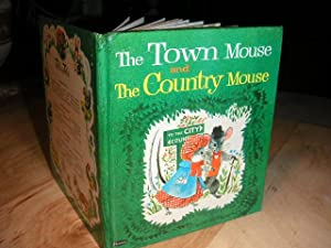 The Town Mouse and The Country Mouse: Hauge