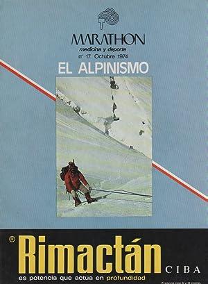 Imagen del vendedor de Marathon. Medicina y deporte. Nº 17 Octubre 1974. El alpinismo a la venta por Librería El Cárabo