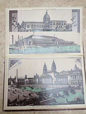 WORLD'S COLUMBIAN EXPOSITION Jackson Par, Chicago, Illinois,: Chisholm Bros.