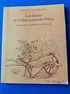 Las hadas de Villaviciosa de Odón: Gefaell, María Luisa (1918-1978)