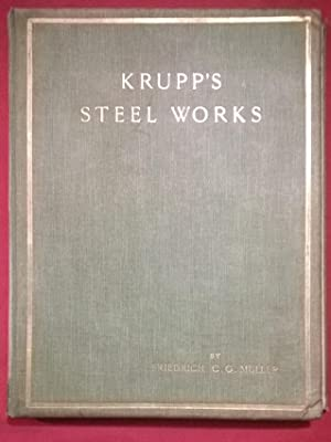 Krupp's steel works.