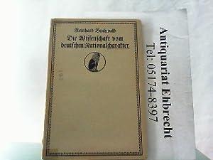 Die Wissenschaft vom deutschen Nationalcharakter. 6 Aufsätze.: Buchwald, Reinhard: