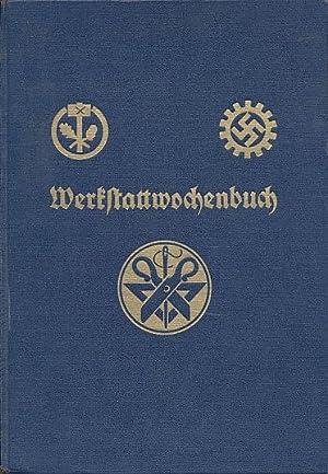 Werstattwochenbuch.: Eberle, Bertl: