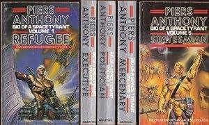 Bio of a Space Tyrant: Refugee/Mercenary/Politician/Executive/Statesman. Five volumes complete.: ...