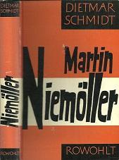 Bild des Verkäufers für Martin Niemöller. zum Verkauf von Antiquariat Axel Kurta