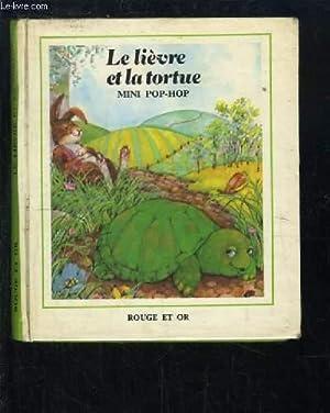 Le Lièvre et la tortue. Mini Pop-Hop: SHEPHERD Irana