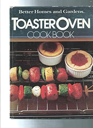 Better Homes and Gardens Toaster Oven Cook: Yanney, Diane