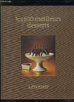LES 100 MEILLEURS DESSERTS.: COLLECTIF.
