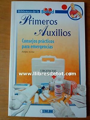 Primeros auxilios: Felipe Soria