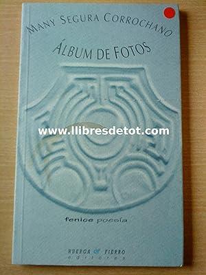 Álbum de fotos: Many Segura Corrochano