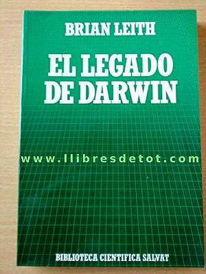 El legado de Darwin: Brian Leith