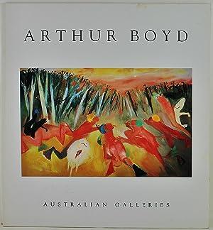 Arthur Boyd 30 Paintings 1985-1994 23 Etchings: Boyd, Arthur; Pearce,