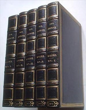 THE HISTORY OF THE INGENIOUS GENTLEMAN, DON: CERVANTES SAAVEDRA. MIGUEL