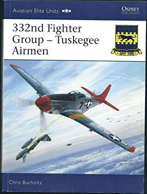 332nd Fighter Group: Tuskegee Airmen: Bucholtz, Chris