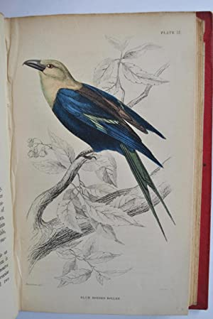 The Natural History of the Birds of Western Africa. Vols I & II. The Naturalist's Library. Ornith...