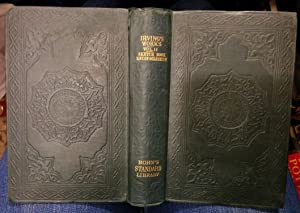 The Works of Washington irving, Vol II, Sketch Book. Life of Goldsmith