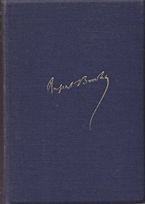 Seller image for The Complete Poems of Rupert Brooke for sale by Mr Pickwick's Fine Old Books
