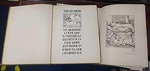 The Quarto, A Quarterly for 1896. 2 vols.: Quarto;