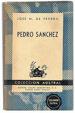 PEDRO SÁNCHEZ: Pereda. José M.