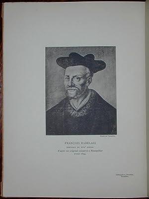 Gargantua: RABELAIS, François