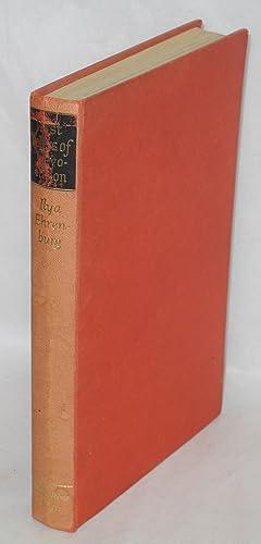 First Years of Revolution, 1918-21 volume II: Ehrenburg, Ilya