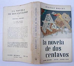 La novela de dos centavos: Bertolt Brecht
