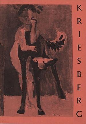 Irving KRIESBERG, exhibition April 26 - May