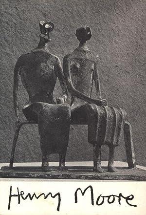 Henry Moore. Exhibition November 2 - December