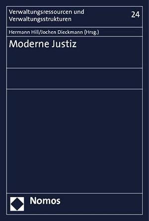 Moderne Justiz: Hermann Hill