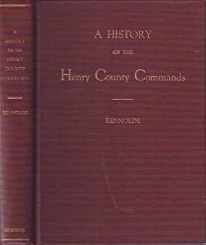 A History of the Henry County Commands: Rennolds, Lieut. Edwin